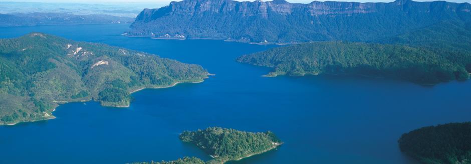 fiord lake waikaremoana