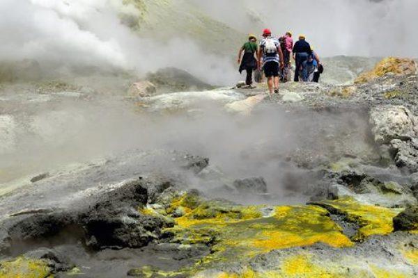 whakatane most active volcano