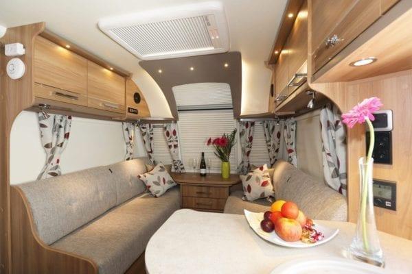 Bailey lounge 4 berth caravan