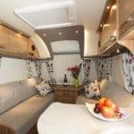 lounge bailey 4 berth caravan