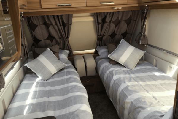 Conquest 2 single beds